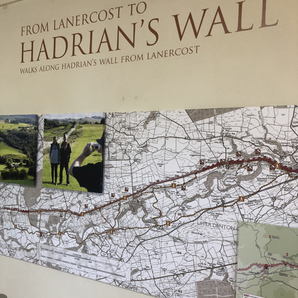 Hadrian's Wall Visitor Information Centre