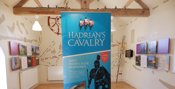Hadrian's Wall Visitor Information